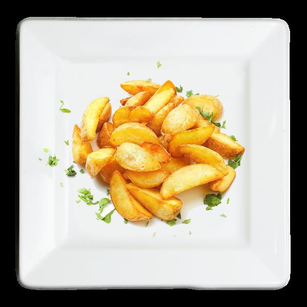 Картофель по-деревенски 1
