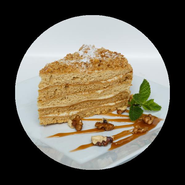 Торт Медовый 1