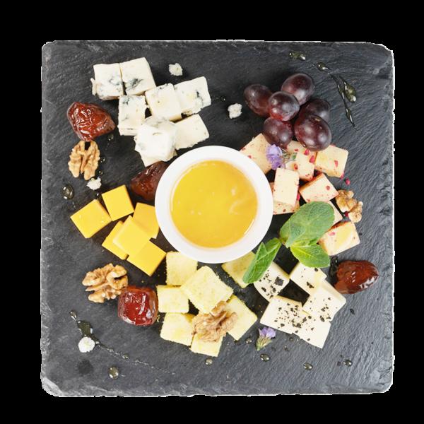 Ассорти благородных сыров 1